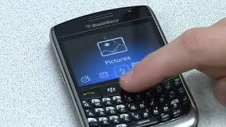 How to Operate a Blackberry Phone
