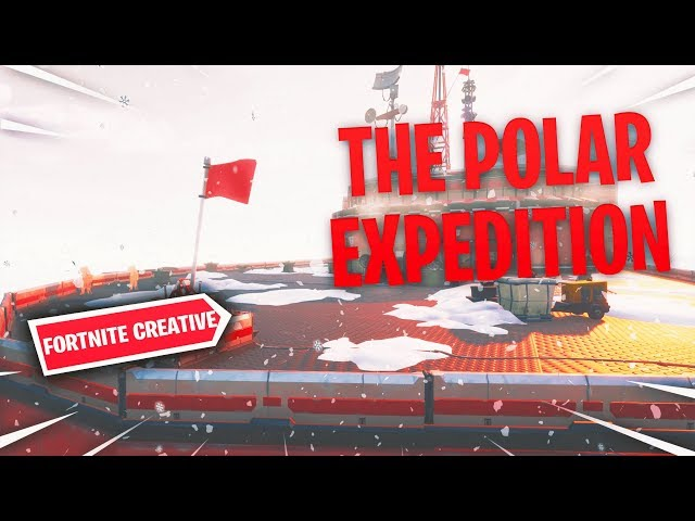 The Polar Expedition