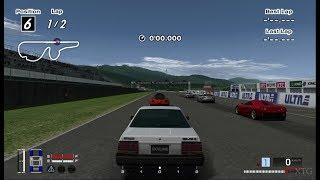 Gran Turismo 4 - Nissan SKYLINE 2000 RS-X Turbo C (R30)
