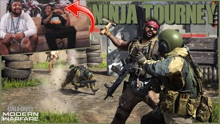 Trent Couldn't Believe His Eyes! (Call of Duty: Gunfight Tourney)