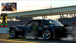"Forza 7 GoPro ""NEW"" DRAG Update!! First Impressions/FASTEST Car! | SLAPTrain"
