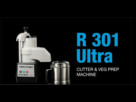 Video Robot-Coupe R301 Ultra Discovery