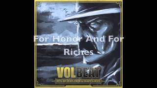 Volbeat   Black Bart (HD With Lyrics)