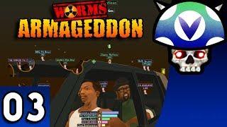 [Vinesauce] Joel - Worms Armageddon ( Part 3 )