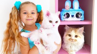 The Three Little Kittens Song For Kids By Diana