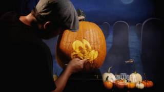 Mickey Mouse | Pumpkin Carving | Monstober | Disney Channel