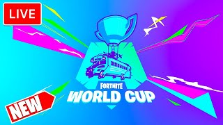 🔴 FORTNITE WORLD CUP: WEEK 1 FINALS [LIVE] 🔴