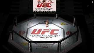 UFC Strikeforce Arena