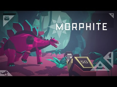 Morphite  *The Teaser Trailer * 3d Planet Exploration game thumbnail