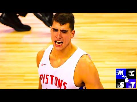 Luka Garza Deserve a Spot on Detroit Pistons Regular Season Roster!!!