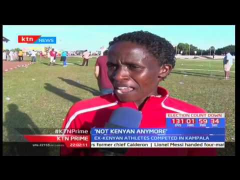 Ex-Kenyan athletes failed to clinch top spots during IAAF in Uganda