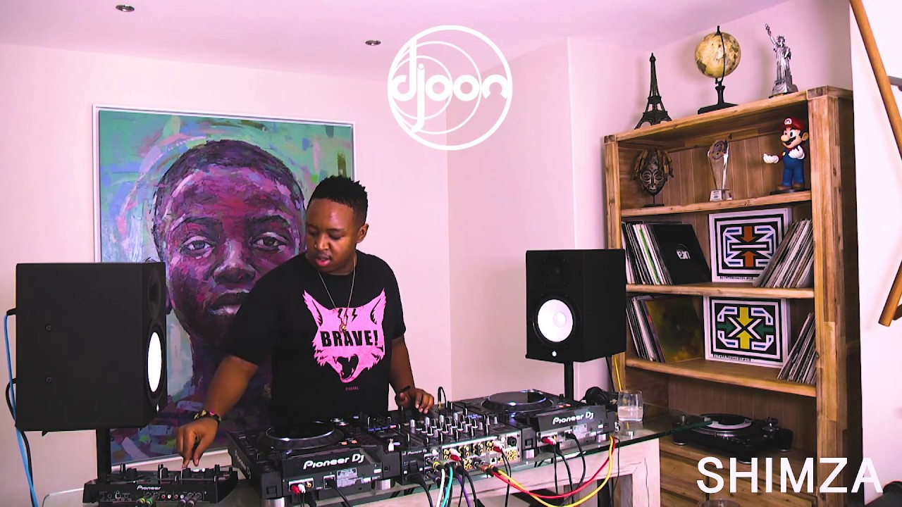 Shimza - Live @ DJOON Lockdown livestream 2020