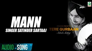 Gambar cover Mann ( Full Audio Song ) | Satinder Sartaaj | Latest Punjabi Song 2016 | Finetone Music