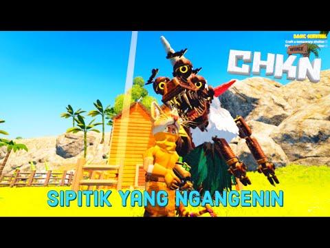 AKHIRNYA BERJUMPA LAGI DENGAN Si PITIK!!  #8   CHKN Indonesia
