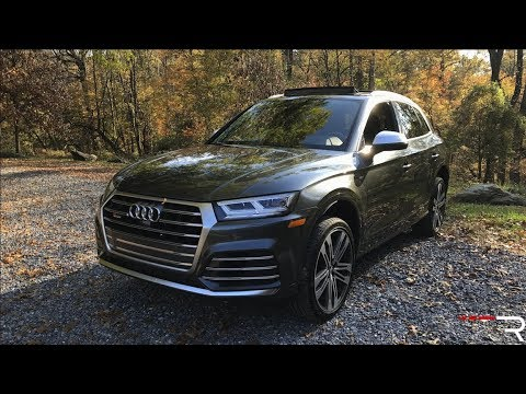 2018 Audi SQ5 – Redline: Review