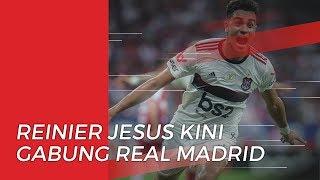 Real Madrid akan Perkenalkan Reinier Jesus, Pemain Baru yang Direkrut dari Flamengo pada Pekan Depan