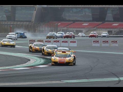 UAE National Race Day at Dubai Autodrome - Round 9 &10 - 2015