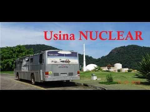 Angra dos Reis | Lídice | motorhome na Usina Nuclear | Serra do mar | BR 101 | RJ 02 em 2018