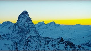 10 Hours Of Relaxing Planet Earth II Mountain Sounds - Earth Unplugged