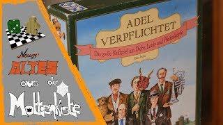 #Mottenkiste - Adel verpflichtet (Ravensburger 1990)