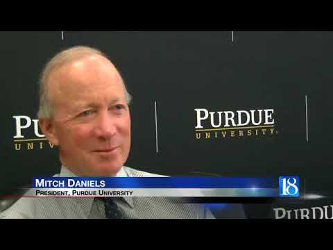 Purdue president challenges students for new chant as 'IU Sucks' cheer appears to end