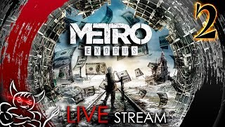 Metro Exodus - Go Go Хардкор Рейнджер #2 [Стрим]