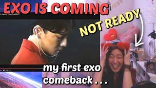EXO 엑소 Concept Trailer EXODEUX REACTION #EXODEUX