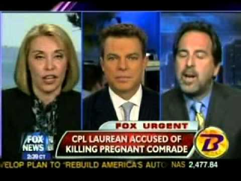 Anita Kay Discusses the Cesar Laurean Case on Studio B