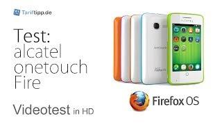 ALCATEL onetouch Fire | Test in deutsch (HD)