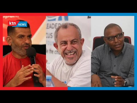 Joho Succession Race: Mombasa gubernatorial race heats up with three main candidates in the race