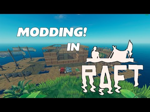 Modding in Raft  :: Raft General Discussions