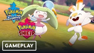 Pokemon Sword and Shield: Pokemon Camp, Cooking, and Cosmetics Reveal