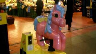 My Little Pony Coin Operated Ride