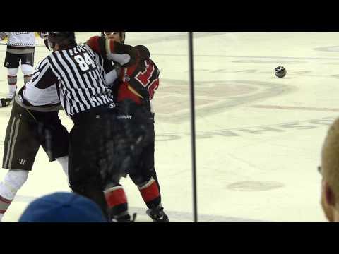 Justin Faryna vs. Steve Makway