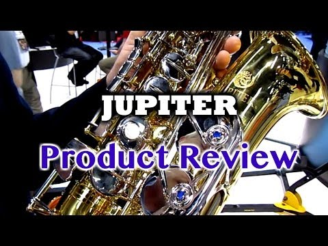 Jupiter – Saxophone Product Review – BriansThing