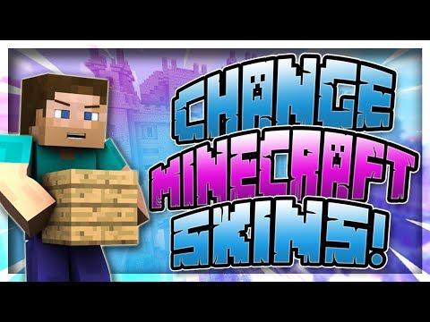 How To Change Your Minecraft Skin! | Minecraft 1.14 | (WORKING 2019!)