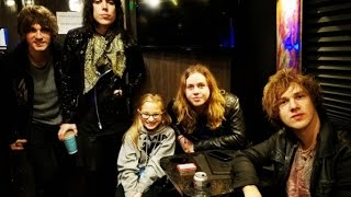 Kids Interview Bands - The Struts