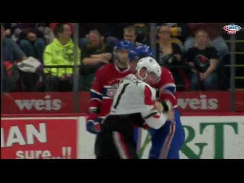 Travis Ewanyk vs. Darren Dietz