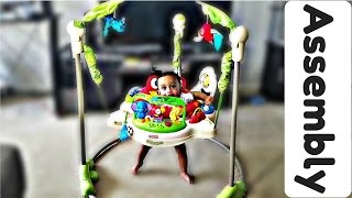 RAINFOREST JUMPEROO Fisher Price   Assembly   Demo
