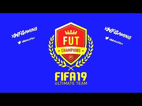 FUT CHAMPIONS WEEKEND LEAGUE #25 p3 (FIFA 19) (LIVE STREAM)