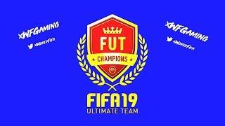 FUT CHAMPIONS WEEKEND LEAGUE #25 p3 (FIFA 19) (LIVE STREAM)