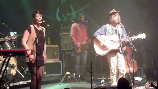 Angus Stone w/ Marion Mayer - Wooden Chair @ La Cigale