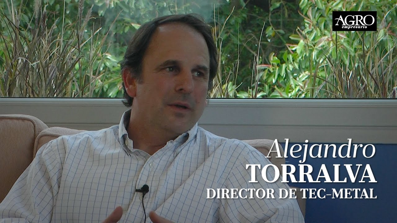 Alejandro Torralva - Director de Tec-Metal