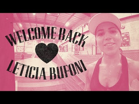 Leticia Bufoni - Welcome Back