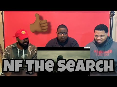 NF - The Search (REACTION) 👍