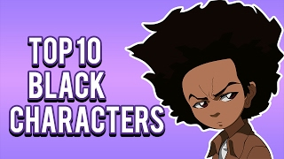 Top 10 Black Cartoon Characters   MarsReviews