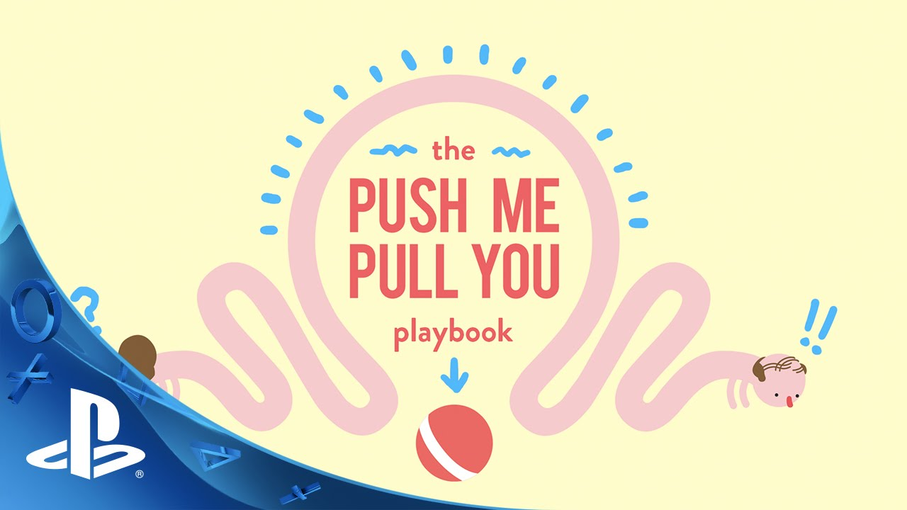Push Me Pull You Crawls Onto PS4 May 3