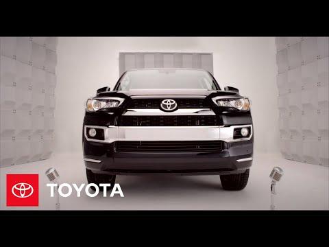 Toyota 4Runner video