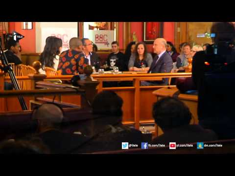 Alain Juppé à la rencontre de la communauté musulmane