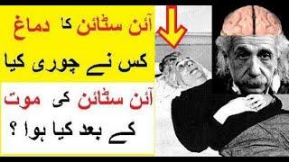 Einstein Ka Dimagh Kis Ne Chori kia -- Who Stole  Einstein's Brain